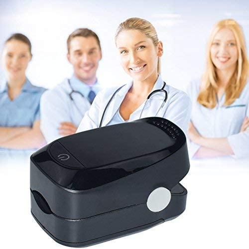 Pulse Oximeter Blood Oxygen Reader