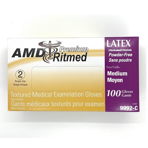 Latex Gloves (Box of 100)